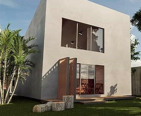 Casa-hormigón-54-M2-fachada