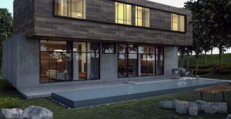 Casa-prefabricada-hormigón-120-m2-frontal